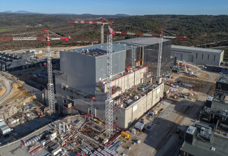 ITER Scientific Installation Conctruction