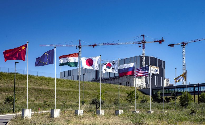 ITER Site Flags