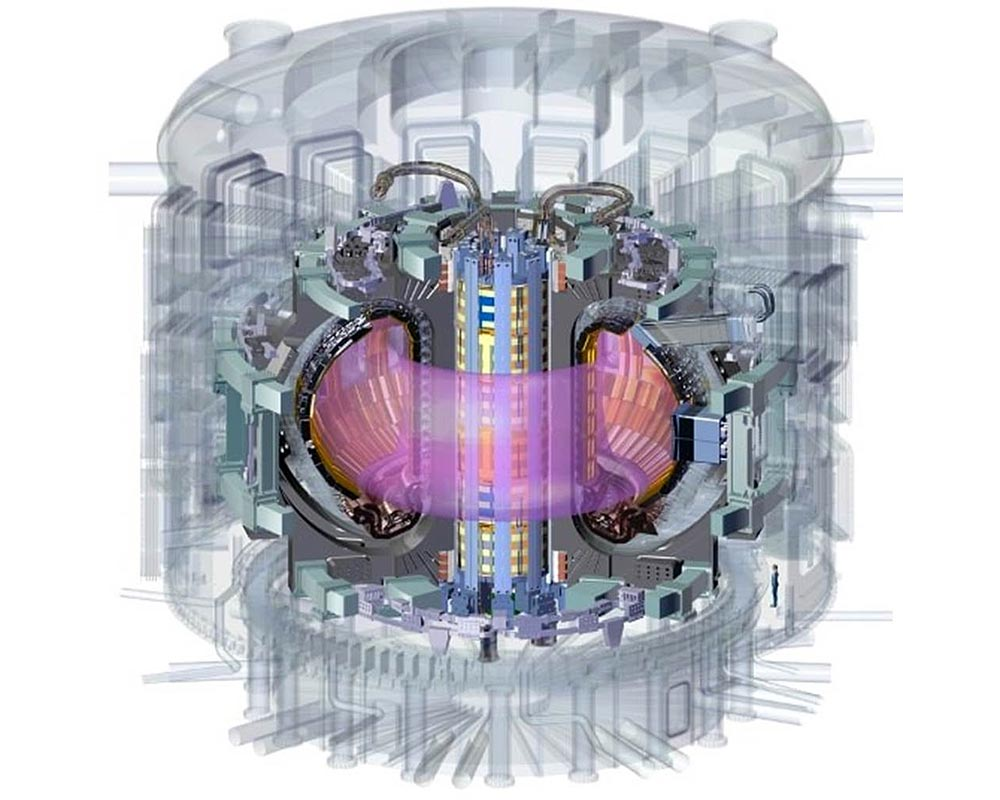 ITER Global Fusion Energy Project: After a Decade of Design and Fabrication, World's Most Powerful Magnet Ready