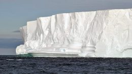 Ice Wall Antarctica