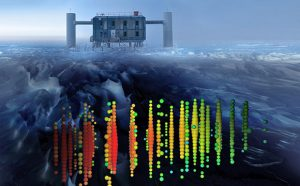 IceCube Collaboration Announces New Observations on Cosmic Neutrinos and the Nature of Dark Matter