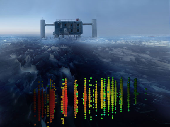 IceCube Collaboration Firms Up Cosmic Neutrino Sighting