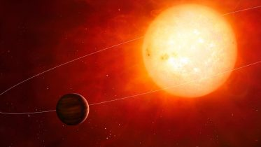 Planet Formation Theory Challenged by Massive Exoplanet Orbiting Tiny Star