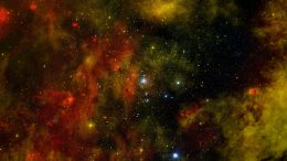Image of Massive Star Forming Region Cygnus OB2