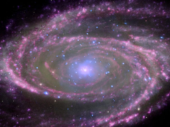 Image of the Day Supermassive Black Hole in M81