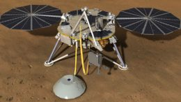 InSight spacecraft