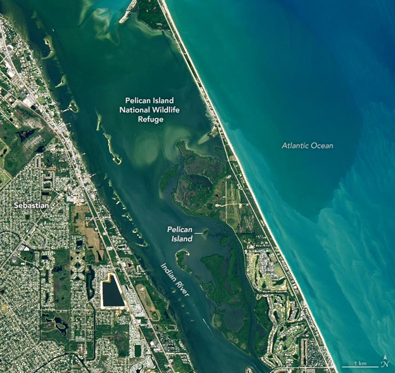 Indian River Lagoon Annotated