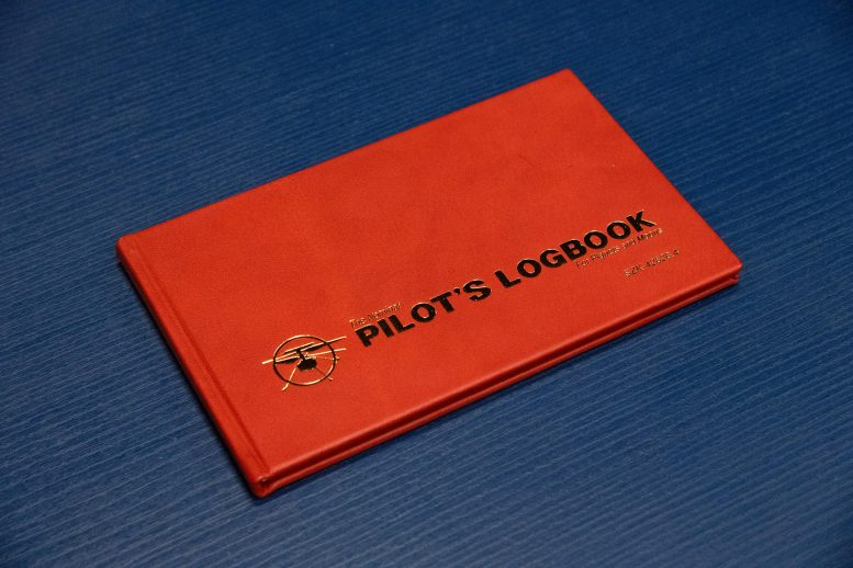 Ingenuity Mars Helicopter Pilot's Logbook