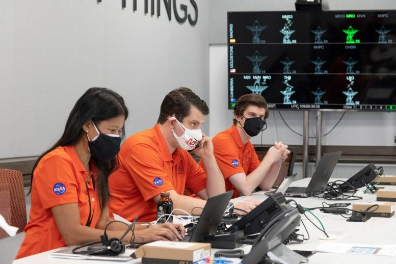 Ingenuity's Team Waits for Data on Helicopters First Flight