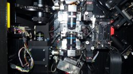Inside Interferometry Microscope