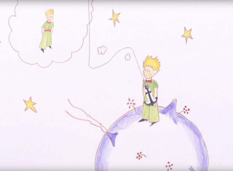 Inspired by Petit Prince