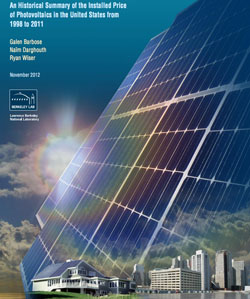Installed Price of Solar Photovoltaic Systems Continues to Decline
