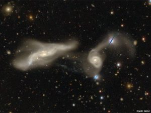 Interacting Galaxies UGC 12589 and 2MASX J23250382+0001068