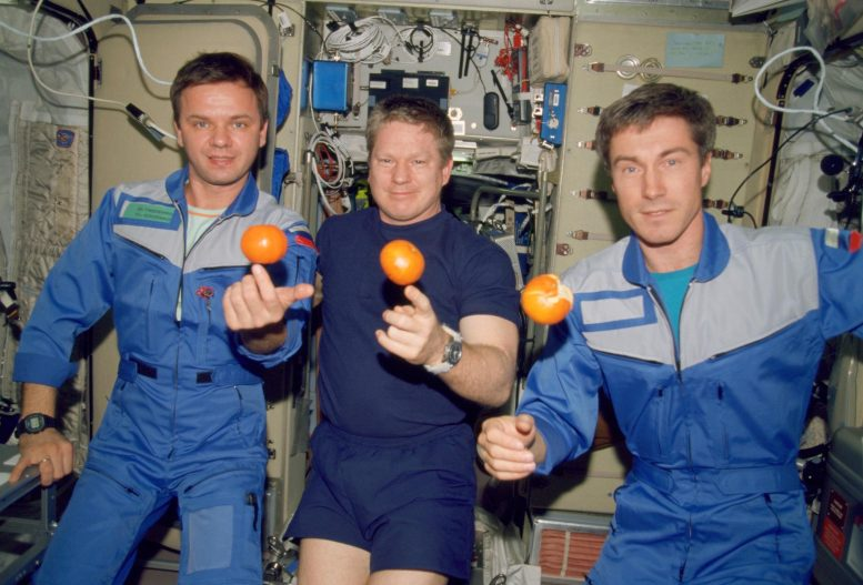 International Space Station Expedition 1 Crew