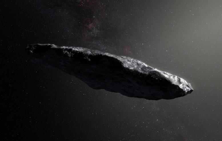 Interstellar Asteroid Oumuamua
