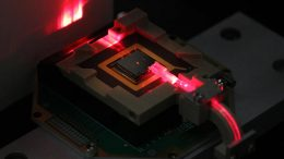 Ion Trap Chip