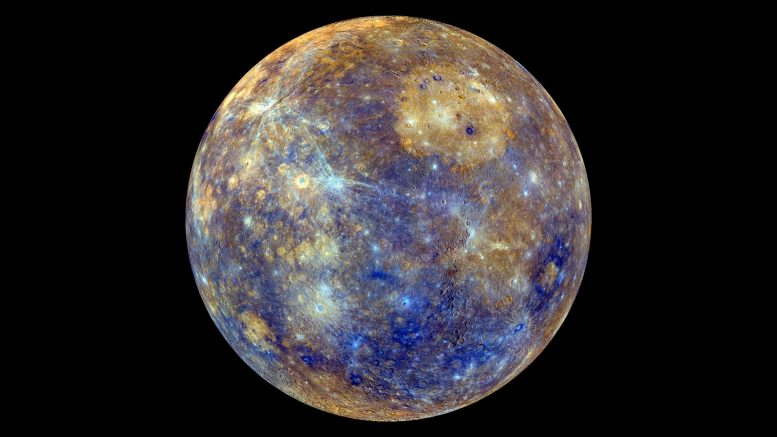 Iridescent Mercury