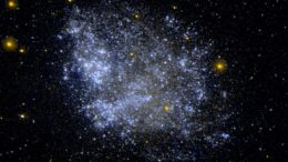 Irregular Dwarf Galaxy IC1613