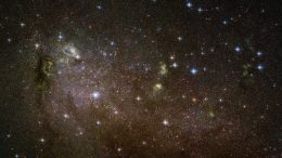 Irregular Galaxy IC 10