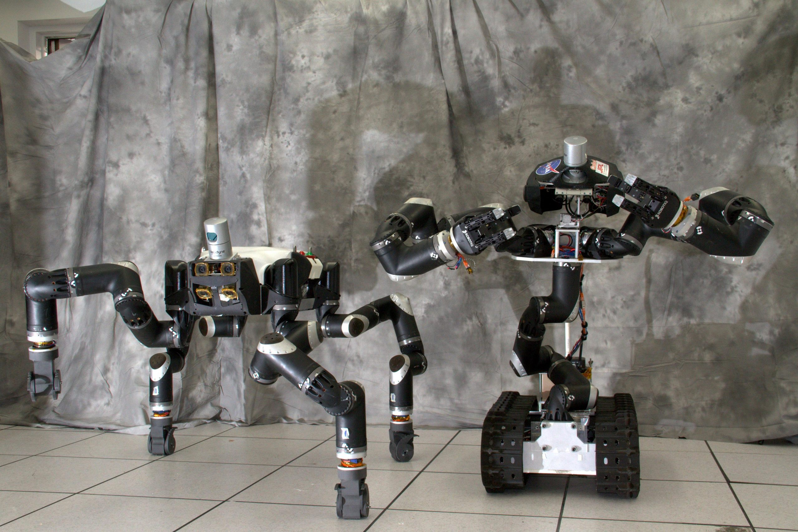 NASA's Jet Propulsion Laboratory: Creating Robots to Go Where Humans Can't
