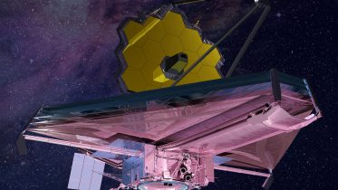 James Webb Space Telescope Artist Conception