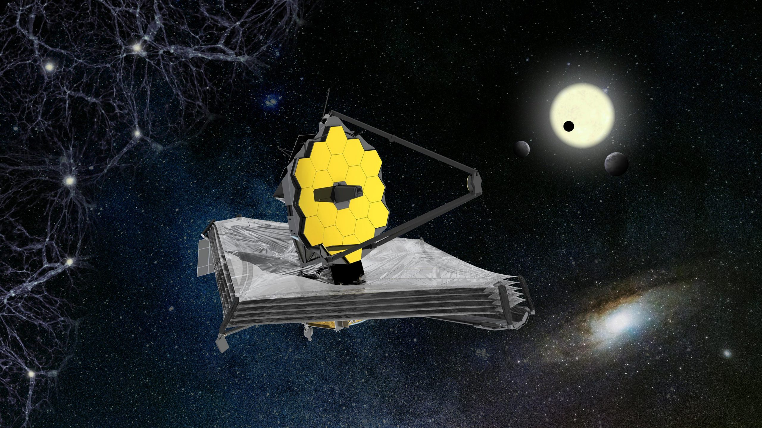 James Webb Space Telescope Artists Impression scaled, The Greatest Origin Story of All: NASA Webb Space Telescope – 29 Days on the Edge [Video], , ,Days, Edge, Greatest, nasa, Origin, science news, SPACE, spacelivenews, Story, telescope, video, Webb, SpaceLiveNews