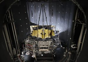 James Webb Space Telescope Completes Final Cryogenic Testing