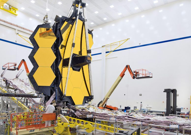 James Webb Space Telescope Comprehensive Systems Evaluation