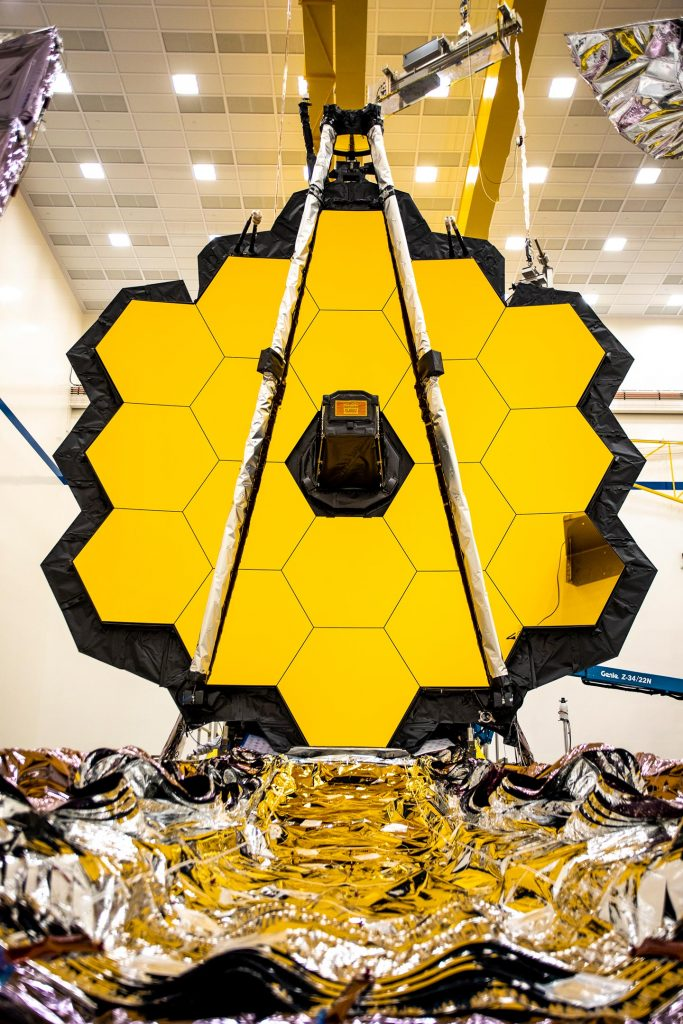 James Webb Space Telescope Deployable Tower Assembly