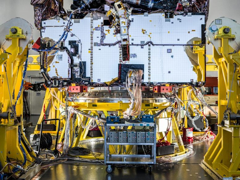James Webb Space Telescope Final Full Systems Test