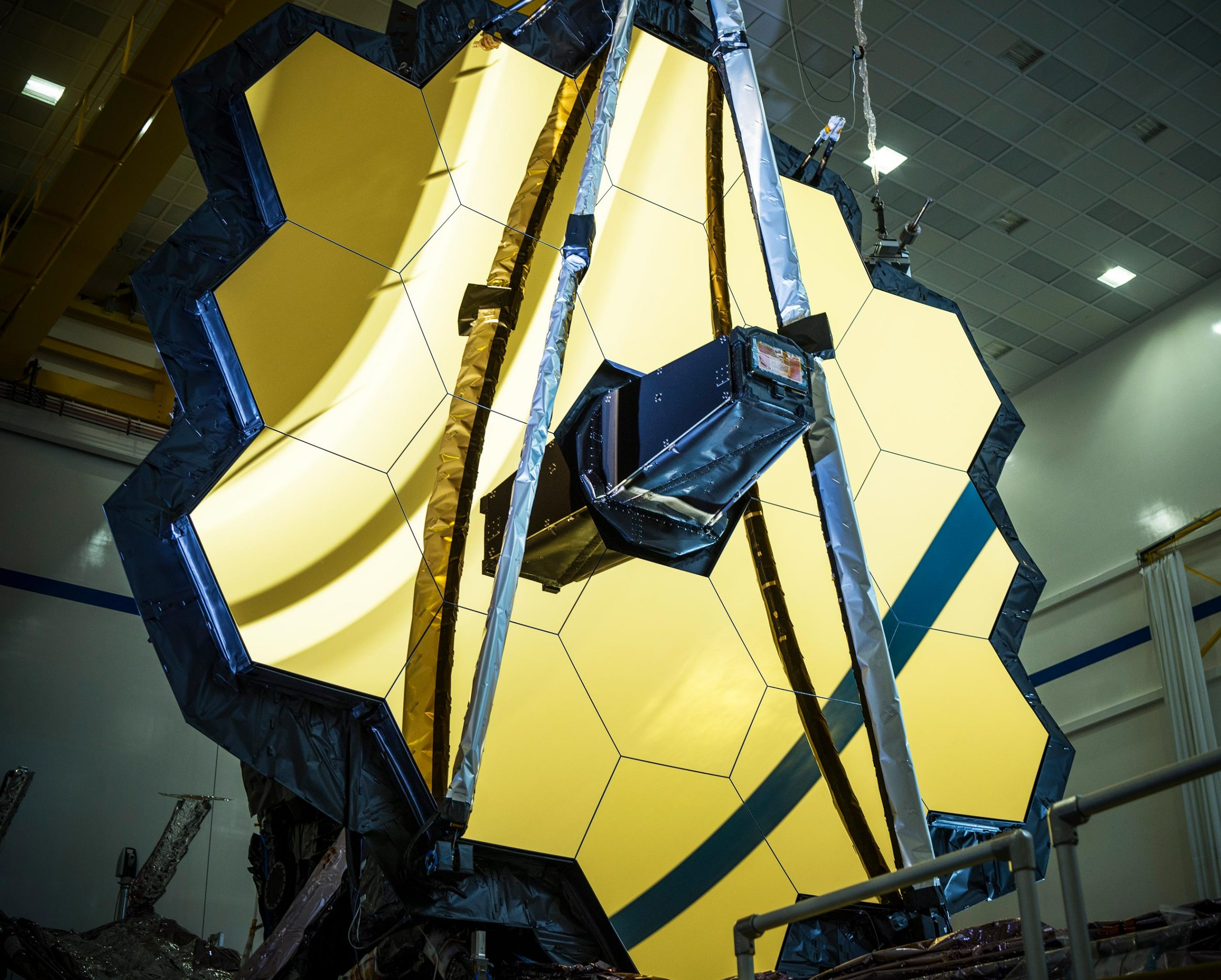 NASA's James Webb Space Telescope Completes First Full Systems Evaluation