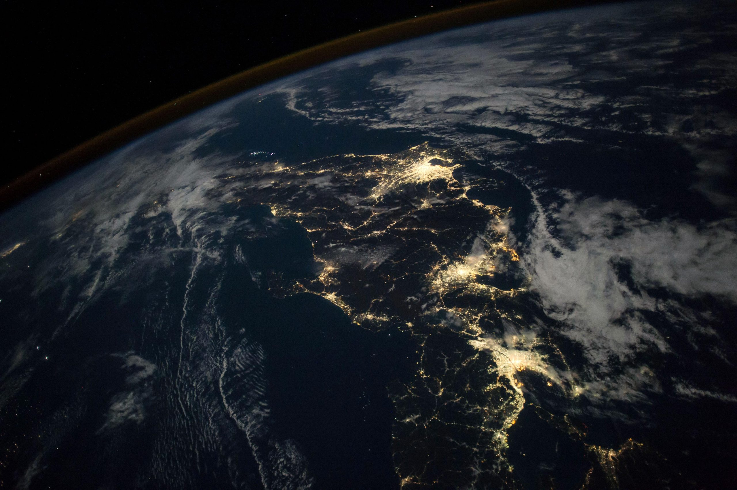 Comments on: Japan at Night: A Favorite Astronaut Photo - SciTechDaily