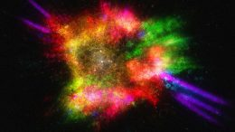 Journey through an Exploded Star