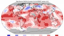 July 2015 The Warmest Month Ever Recorded