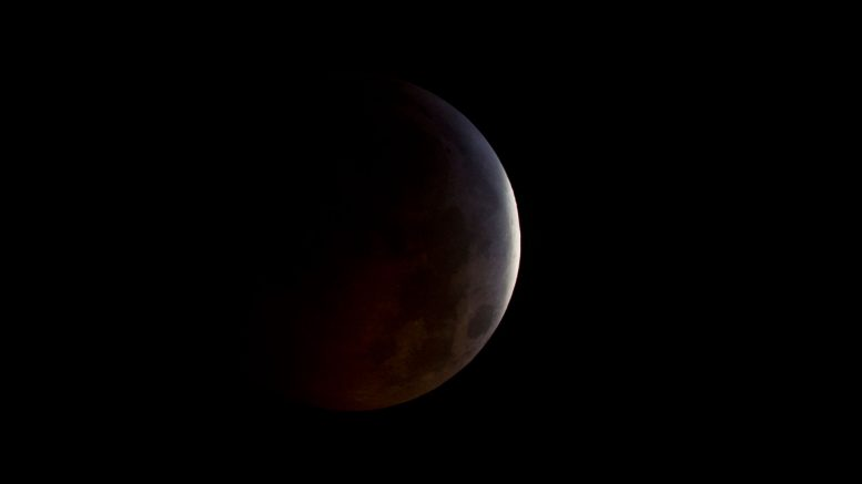 July 27, 2018 Lunar Eclipse