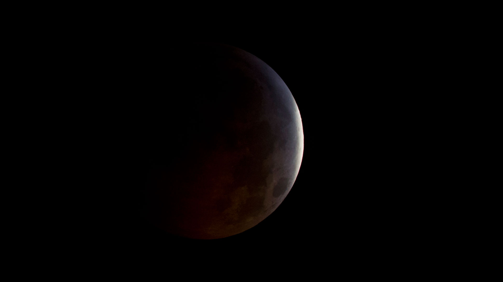'Blood moon': Complete lunar eclipse begins, the longest of this century