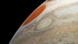 Juno's Latest Flyby Shows Two Massive Storms