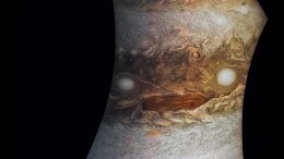 Juno Image of the Face of Jupiter