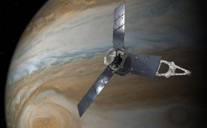 Juno Prepares for December 11 Jupiter Flyby