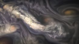 Juno Views High Altitude Jovian Clouds