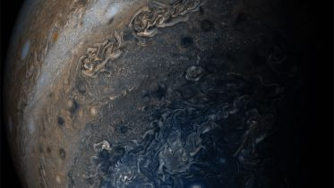 Juno Views Jupiter's Clouds of Many Colors