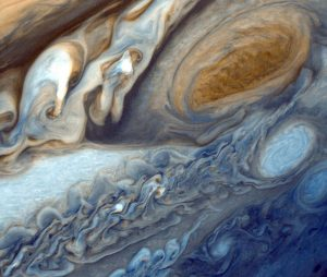 Jupiter's Great Red Spot: A Swirling Mystery