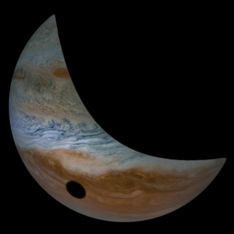 Jupiter IO Shadow