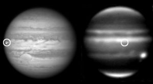 Jupiter has been suffering more impacts over the last four years than ever previously observed
