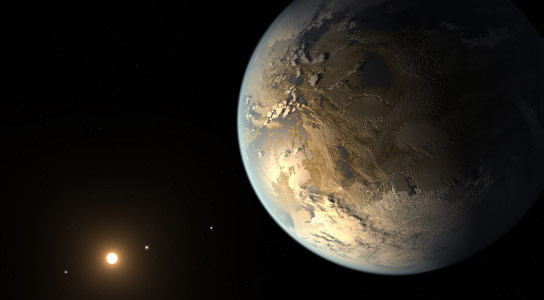 Kepler Discovers EarthSize Planet in Habitable Zone