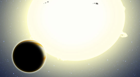 Kepler Discovers HIP 116454