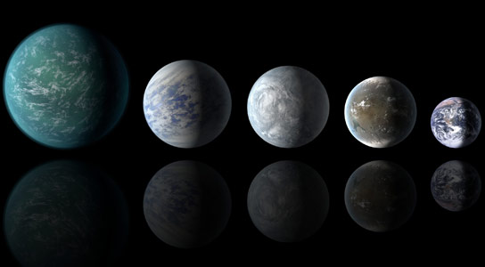 Kepler Discovers Its Smallest Habitable Zone'Planets