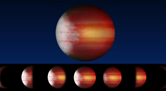 Kepler Finds Evidence of Weather Cycles on Exoplanets
