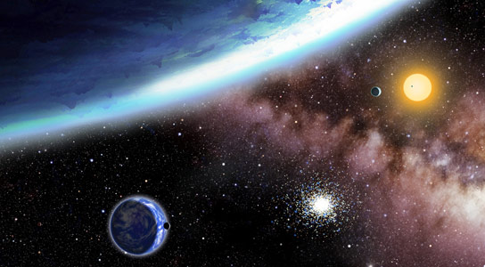 Kepler Water Planets in the Habitable Zone