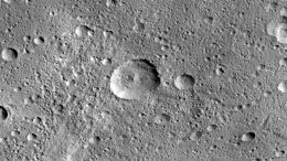 Kerwan Crater on Ceres